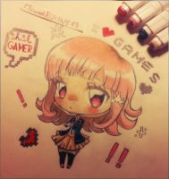 ..:*Nanami loves games*:.. by 13SweetBUNNY13