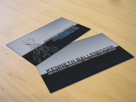 Business Cards by SeoxyS