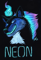 Neon by ARVEN92