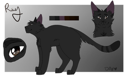 ray's design by nightrelic