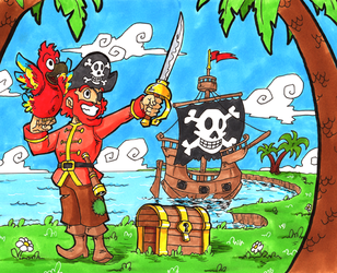 More Pirates! by PoF-28