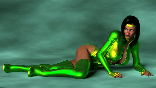 B. Orchid 3 from Killer Instinct By Ironhead333 by malth