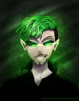 Antisepticeye by Nakaez