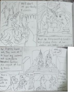mlp tales of Princess Celestia pg22 by dragon0693
