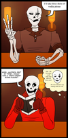 UT Comic-Boney Brothers go out for Drinks by putt125