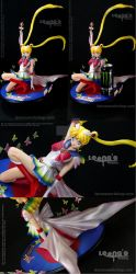 1/4 Bome Super Sailor Moon Figure by LeonasWorkshop