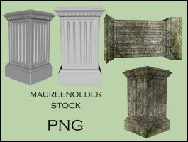 STOCK PNG pedestal by MaureenOlder