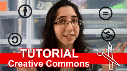 Tutorial: Creative Commons [Video] by sambeawesome