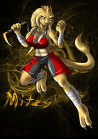 Mitzy Training Outfit by Ionic44