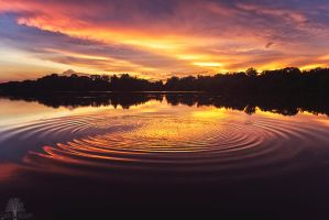 Ripples of Yesterday by JustinDeRosa