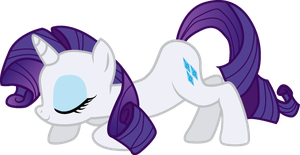 Rarity bows by TertonDA
