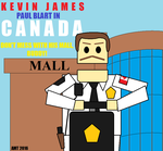 Paul Blart in Canada by AngusMcTavish