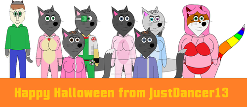 Halloween picture for 2018 by JustDancer13