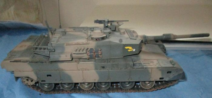 Type 90 by Brigadier-Zod