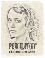 Pencilator 1.0 by rawimage by rawimage