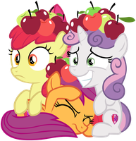 Apples by FrownFactory