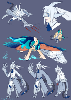 Alternate Forms by Chirpy-chi