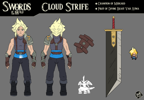 Swords of the Wild: Cloud Strife