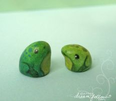 froglets by merwing