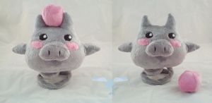 Spoink Plushie