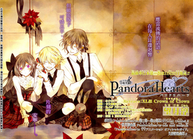 Pandora hearts 43-Crown Clown by minachii