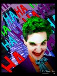 The Joker by phoenixfirestorm