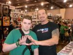 Myself and Diamond Dallas Page - WWCC PA 2012 by LionheartKD