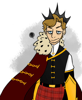 Mad King Ryan by a-simple-note