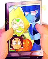 Steven Universe Screenshot Redraw by ZaneNidroin