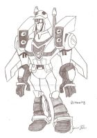 TF Animated: Blitzwing by Sol-Domino