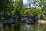 Bucharest my hometown - escaping the heat by Rikitza