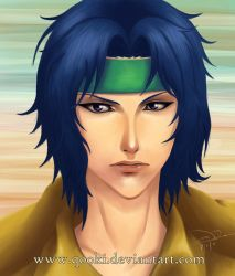 -Child of God- Yukimura by QooKi