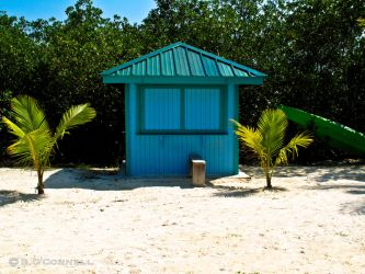 Caribbean Shack by sullenwolf