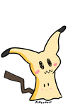 Mimikyu  by Piplup733