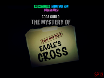 Eagle's Cross Cover by SweetPanda13