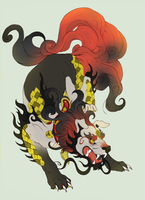 Foo Dog Auction [CLOSED] by fluzzadopts