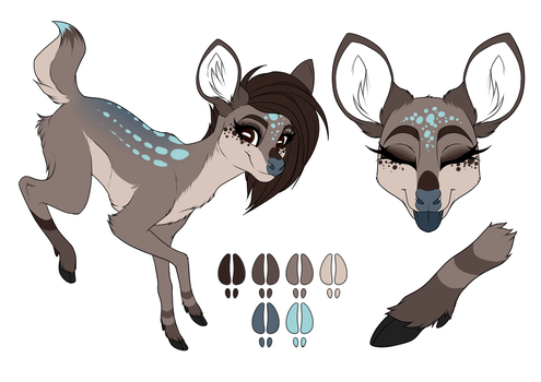 Deer Adopt SOLD by Dogrre