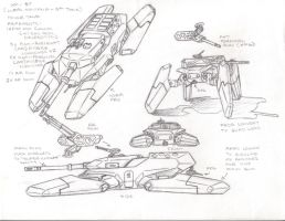 Hover Tank by suldae