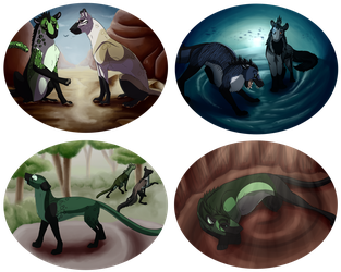 And even more ways to explore by Linpa
