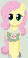Fluttershy, Mare of the Ministry of Peace by ScarletLightning565