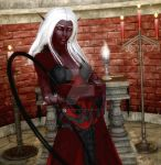 The Drow Priestess by RavenMoonDesigns