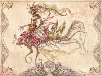 Florel fairy tale version by muju