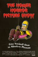 The Homer Horror Picture Show by Claudia-R
