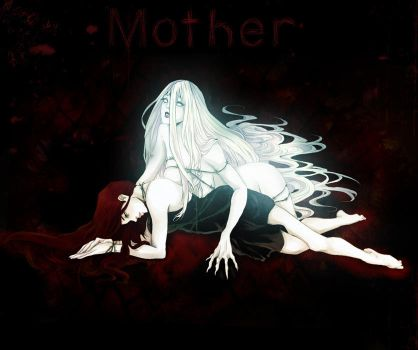 Mother by Purple-Meow