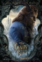 Dan Stevens as the Beast in Beauty and the Beast by Artlover67