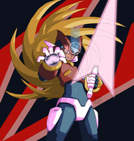 Omega colored by Essai