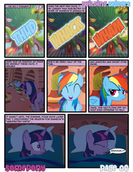 Building Bridges - Page 06 by Somepony
