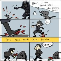Dishonored, doodles 6 by Ayej