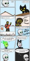 Undertale Green Chapter 3 Page 7 by FlamingReaperComic
