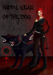 Year of the dog by FarArden